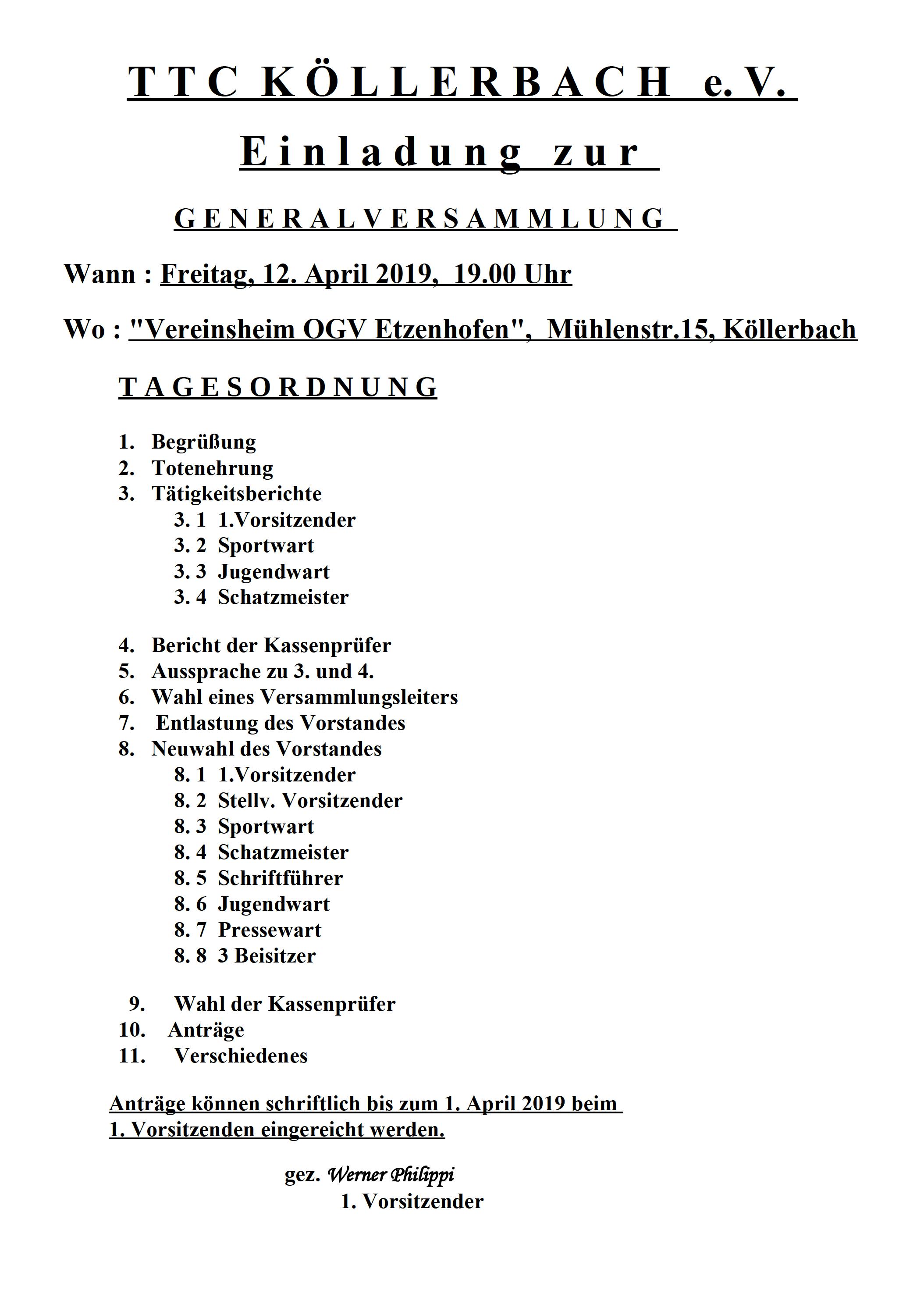 Generalversammlung2019